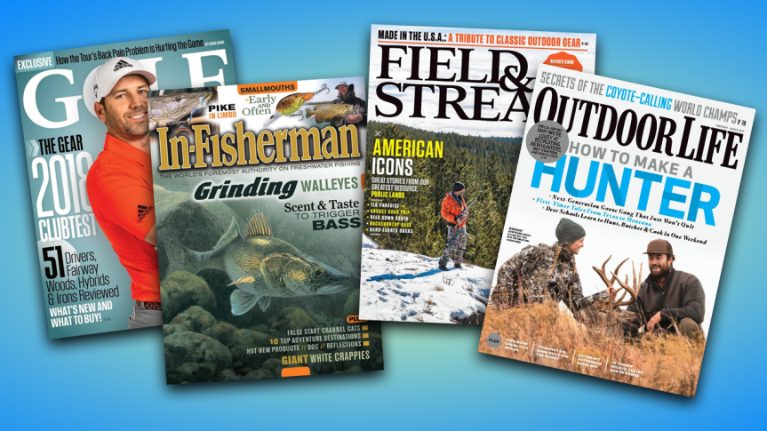 Save on Magazine Subscriptions